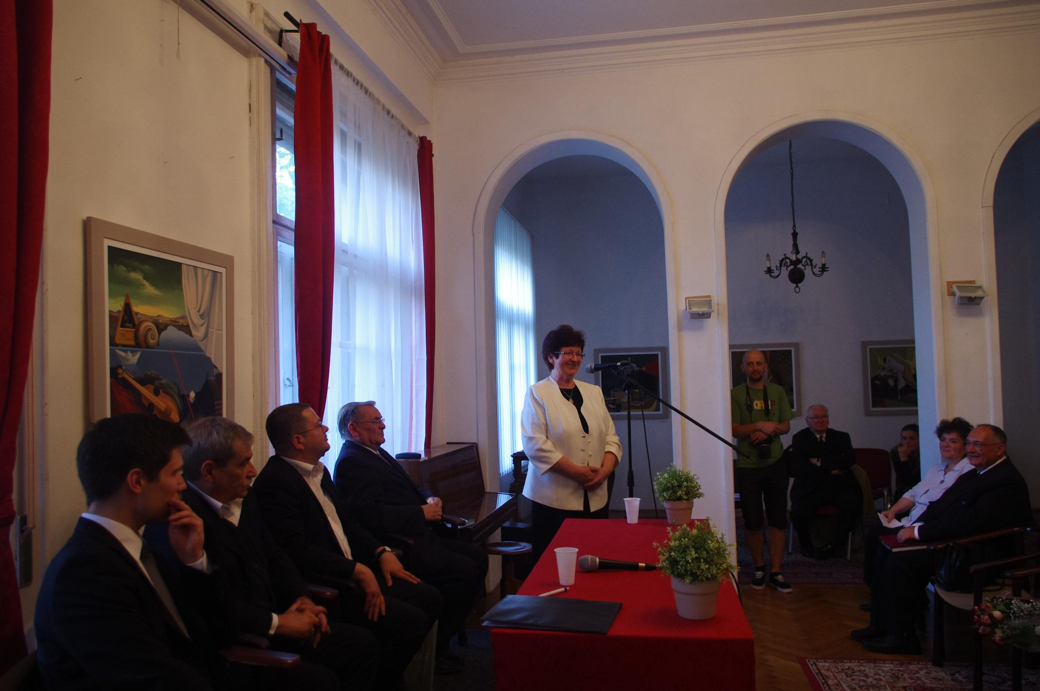 Nemzeti Összetartozás Napja: Trianon-megemlékezés a Magyar Írószövetségben