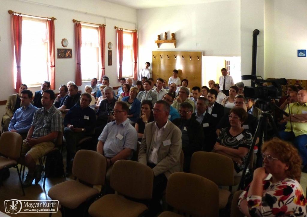 Magyar egyháztörténészek 3. országos találkozója