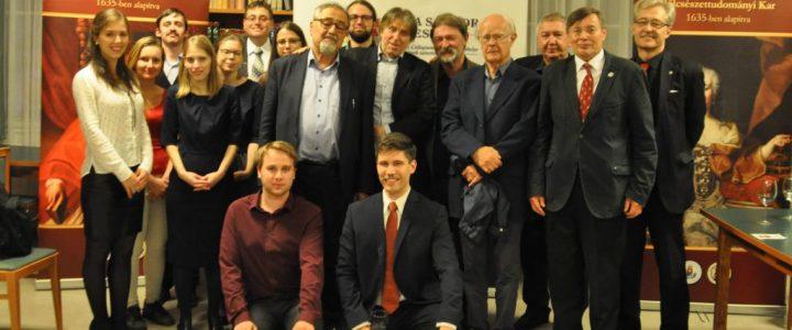 Collegiumi ünnep október 26-án a bölcsészkaron