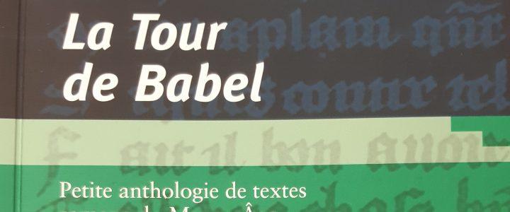 Bábel tornya Szent Ágostonnál: Arató Anna legújabb publikációja